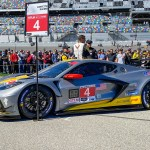 Corvette C8.R at Daytona